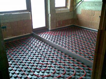podlahové kúrenie bratislava