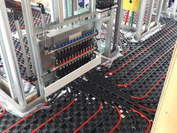 Systém REHAU podlahové vykurovanie