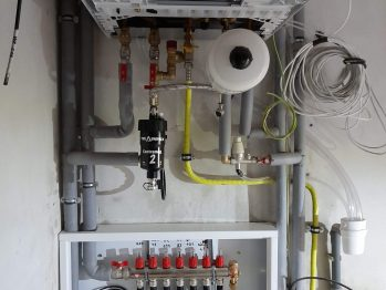 Plynový kondenzačný kotol Viessnann